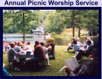 Annual Picnic Worship Service