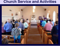 Church Service and Activities